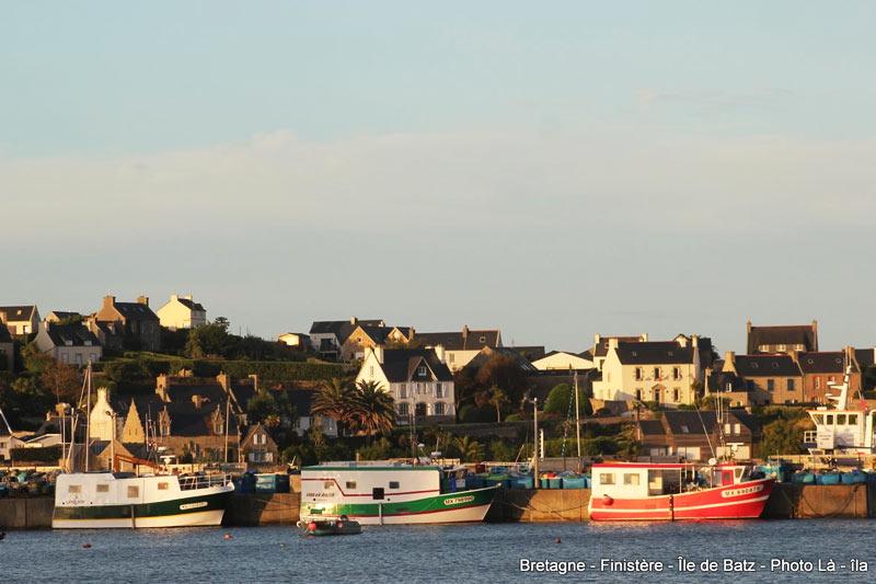 Ile de Batz, flotille de pêche